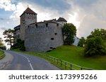 vaduz  liechtenstein  august... | Shutterstock . vector #1173995266