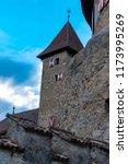 vaduz  liechtenstein  august... | Shutterstock . vector #1173995269