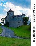 vaduz  liechtenstein  august... | Shutterstock . vector #1173995296