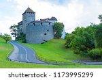 vaduz  liechtenstein  august... | Shutterstock . vector #1173995299