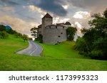 vaduz  liechtenstein  august... | Shutterstock . vector #1173995323