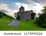 vaduz  liechtenstein  august... | Shutterstock . vector #1173995326