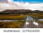 scottish rural landscape....   Shutterstock . vector #1174210333