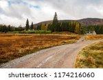 scottish rural landscape....   Shutterstock . vector #1174216060