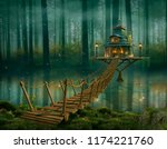 Fairy House On The River And...