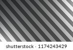 abstract black and gray... | Shutterstock . vector #1174243429