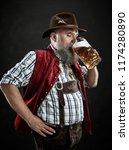 germany  bavaria  upper bavaria.... | Shutterstock . vector #1174280890