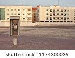 dubai  united arab emirates ... | Shutterstock . vector #1174300039