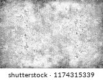 grunge background black and... | Shutterstock . vector #1174315339
