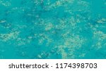 dots and spots of halftone... | Shutterstock .eps vector #1174398703