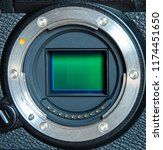 Professional Digital Camera APS-C Sensor and lens mount