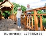 eternal love. couple of good...   Shutterstock . vector #1174552696