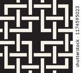 vector seamless pattern. modern ...   Shutterstock .eps vector #1174595023