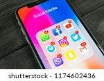 sankt petersburg  russia ... | Shutterstock . vector #1174602436