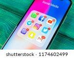 sankt petersburg  russia ... | Shutterstock . vector #1174602499