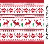 Christmas And Winter Knitted...