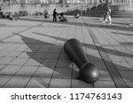 newcastle  england   july 29 ... | Shutterstock . vector #1174763143
