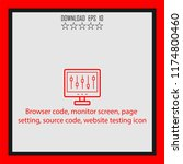browser code  page setting ...