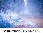 Autumn Frost. Hoarfrost On...