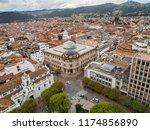 cuenca  ecuador   october 21 ... | Shutterstock . vector #1174856890