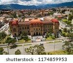 cuenca  ecuador   october 20 ... | Shutterstock . vector #1174859953