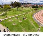 cuenca  ecuador   november 2 ... | Shutterstock . vector #1174859959