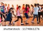 goris  armenia   june 16  2017  ... | Shutterstock . vector #1174861276
