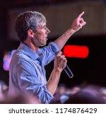 houston  texas  usa   september ... | Shutterstock . vector #1174876429