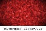 abstract 2d art animation... | Shutterstock . vector #1174897723