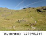 path to pike of blisco beneath... | Shutterstock . vector #1174951969