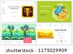 cartoon game design websites...