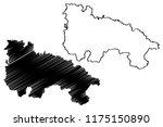 la rioja  kingdom of spain ... | Shutterstock .eps vector #1175150890