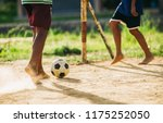 an action sport picture of a... | Shutterstock . vector #1175252050