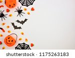 Halloween Side Border Of...