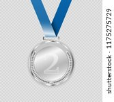 award medals isolated on... | Shutterstock .eps vector #1175275729
