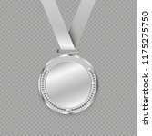award medals isolated on... | Shutterstock .eps vector #1175275750