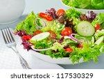 Mixed Chef's Salad.