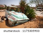 abandoned vintage car wrecks at ... | Shutterstock . vector #1175305903