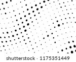 abstract halftone wave dotted... | Shutterstock .eps vector #1175351449