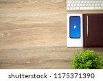 alushta  russia   august 26 ... | Shutterstock . vector #1175371390