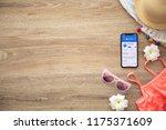 alushta  russia   august 26 ... | Shutterstock . vector #1175371609