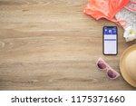 alushta  russia   august 26 ... | Shutterstock . vector #1175371660