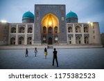 june 3  2017   bukhara ... | Shutterstock . vector #1175382523