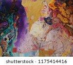 oil painting  artist roman... | Shutterstock . vector #1175414416