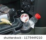 closeup of a modern car needs... | Shutterstock . vector #1175449210
