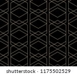 abstract seamless geometric... | Shutterstock .eps vector #1175502529