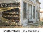 Abandoned Wooden Frame Vintage...