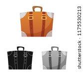 vector illustration of airport... | Shutterstock .eps vector #1175530213