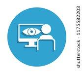 identification of the eye on...
