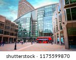 london  uk   may 13 2018 ... | Shutterstock . vector #1175599870